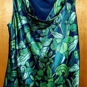 Gorgeous cowl neck blouse Lafayette 148